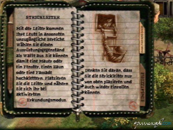 Commandos 2: Men of Courage - Screenshots - Bild 7