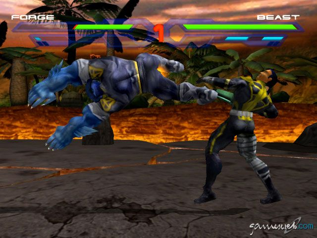 X-Men: Next Dimension  Archiv - Screenshots - Bild 4