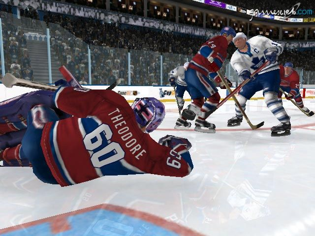 NHL 2K3 Archiv - Screenshots - Bild 5