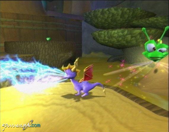 Spyro: Enter the Dragonfly  Archiv - Screenshots - Bild 8
