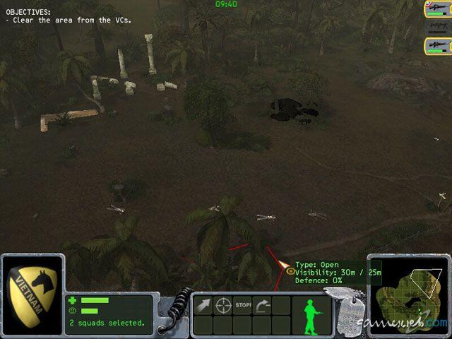 Platoon -  The 1st Airborne Cavalry in Vietnam - Screenshots - Bild 17