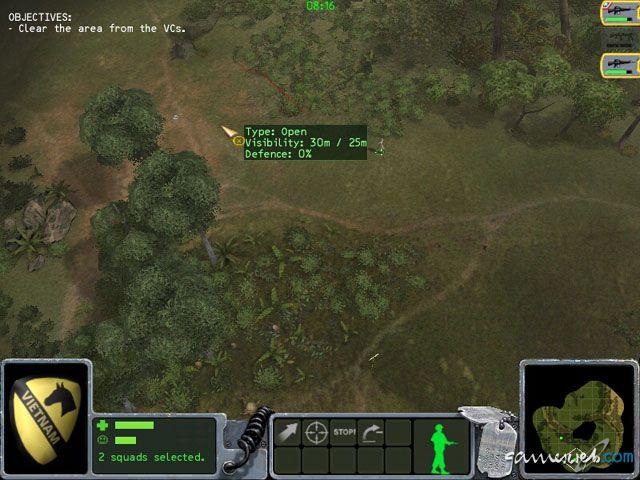 Platoon -  The 1st Airborne Cavalry in Vietnam - Screenshots - Bild 15