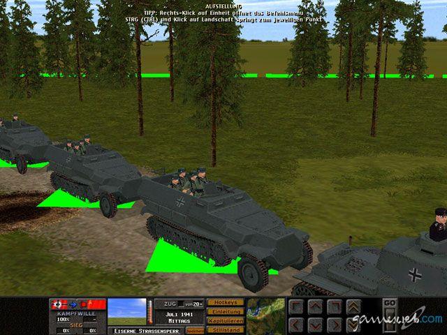 Combat Mission 2: Barbarossa to Berlin - Screenshots - Bild 8