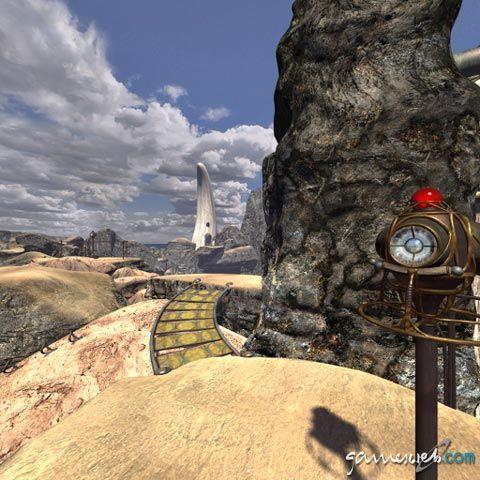 Myst III: Exile  Archiv - Screenshots - Bild 13