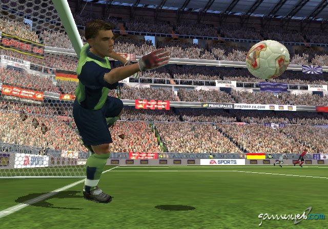 FIFA 2003  Archiv - Screenshots - Bild 34