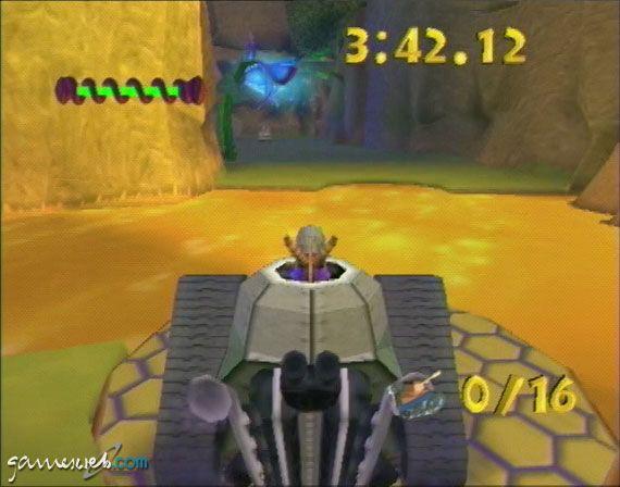 Spyro: Enter the Dragonfly  Archiv - Screenshots - Bild 12