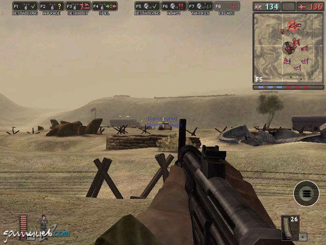 Battlefield 1942 - Screenshots - Bild 12