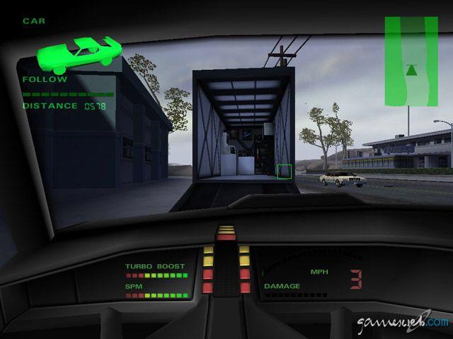 Knight Rider  Archiv - Screenshots - Bild 6