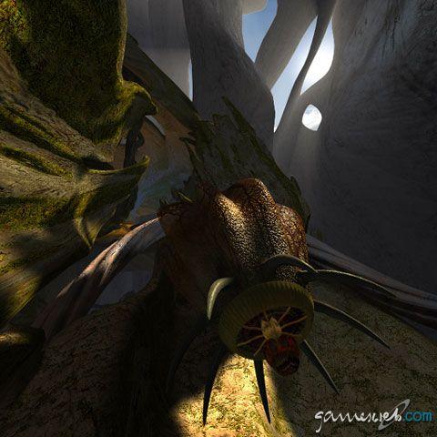 Myst III: Exile  Archiv - Screenshots - Bild 25