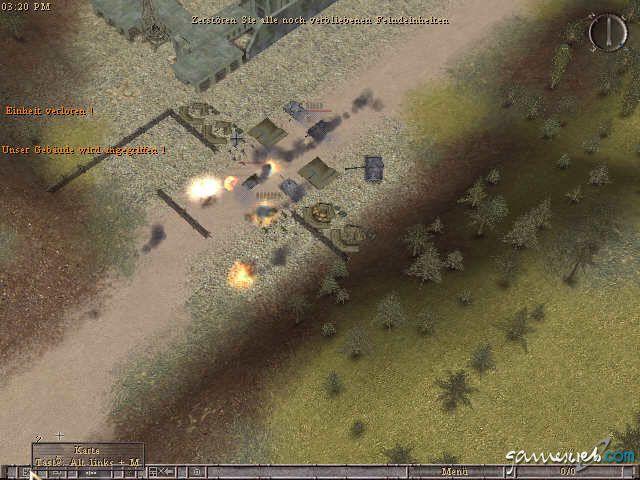 Frontline Attack: War over Europe - Screenshots - Bild 12