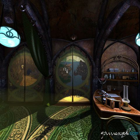 Myst III: Exile  Archiv - Screenshots - Bild 44