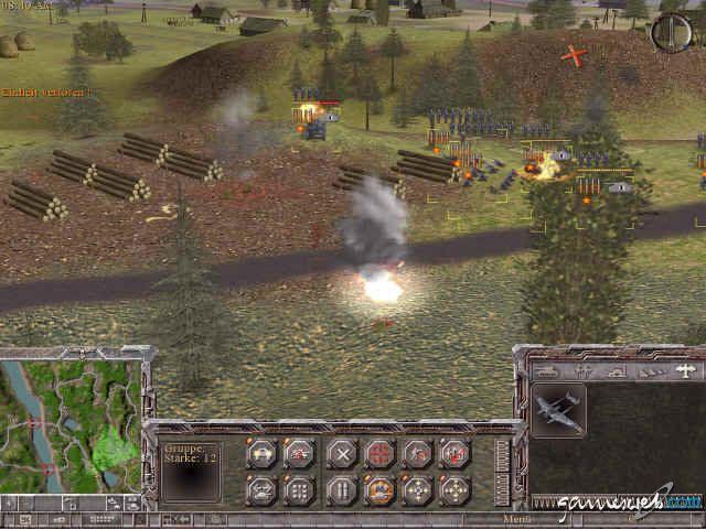 Frontline Attack: War over Europe - Screenshots - Bild 11