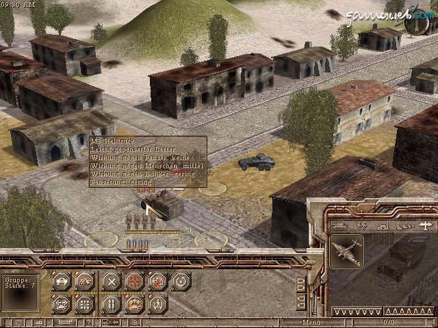 Frontline Attack: War over Europe - Screenshots - Bild 18