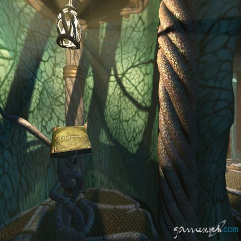 Myst III: Exile  Archiv - Screenshots - Bild 37