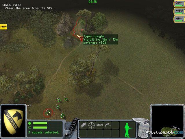 Platoon -  The 1st Airborne Cavalry in Vietnam - Screenshots - Bild 9