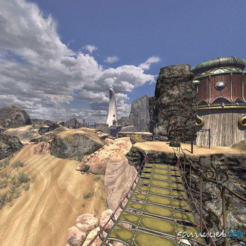 Myst III: Exile  Archiv - Screenshots - Bild 10