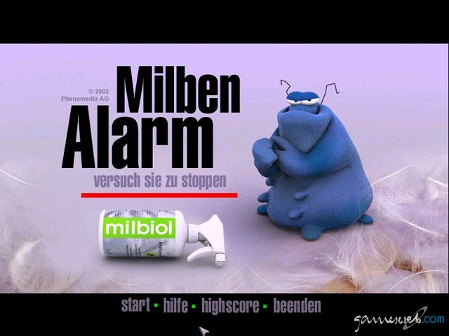 Milben-Alarm  Archiv - Screenshots - Bild 2