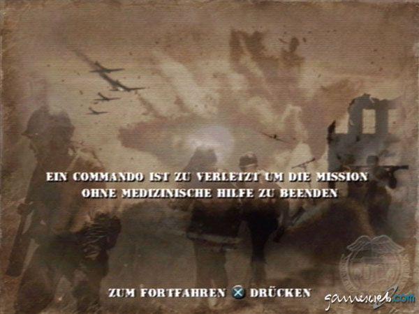Commandos 2: Men of Courage - Screenshots - Bild 5
