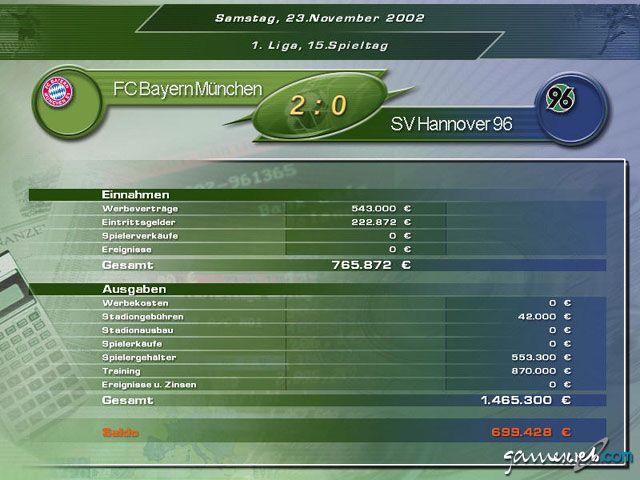 Fußball Manager Fun - Screenshots - Bild 13