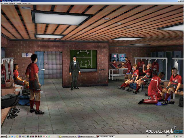 Anstoss 4  Archiv - Screenshots - Bild 35