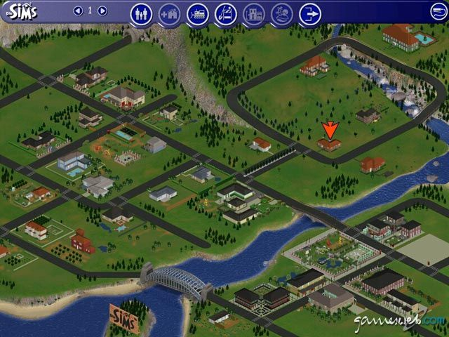 Die Sims - Screenshots - Bild 2