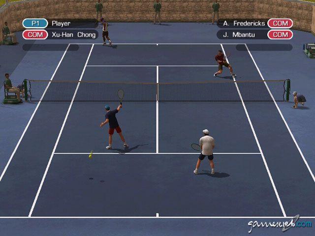Fila World Tour Tennis - Screenshots - Bild 19