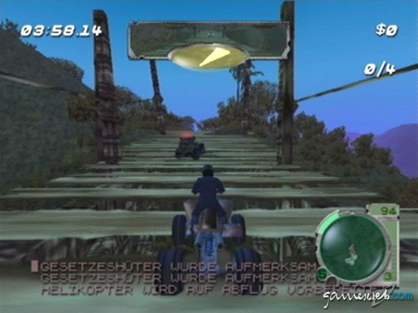 Smuggler's Run: Warzones - Screenshots - Bild 15
