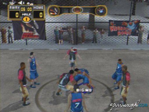 Street Hoops - Screenshots - Bild 7
