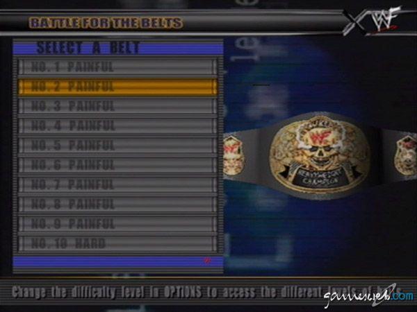 WWF Wrestlemania X8 - Screenshots - Bild 19