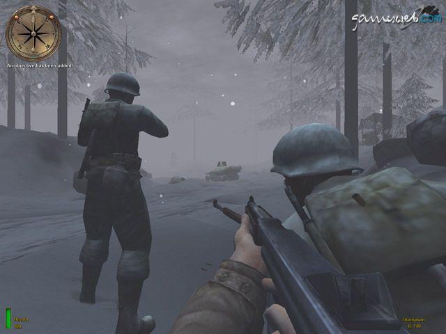 Medal of Honor: Allied Assault Spearhead  Archiv - Screenshots - Bild 2