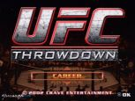 UFC: Throwdown - Screenshots - Bild 2