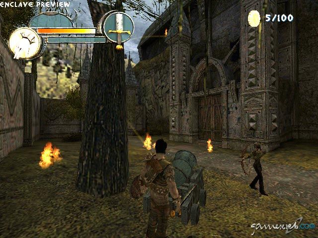 Enclave - Screenshots - Bild 9