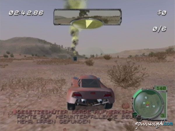 Smuggler's Run: Warzones - Screenshots - Bild 2