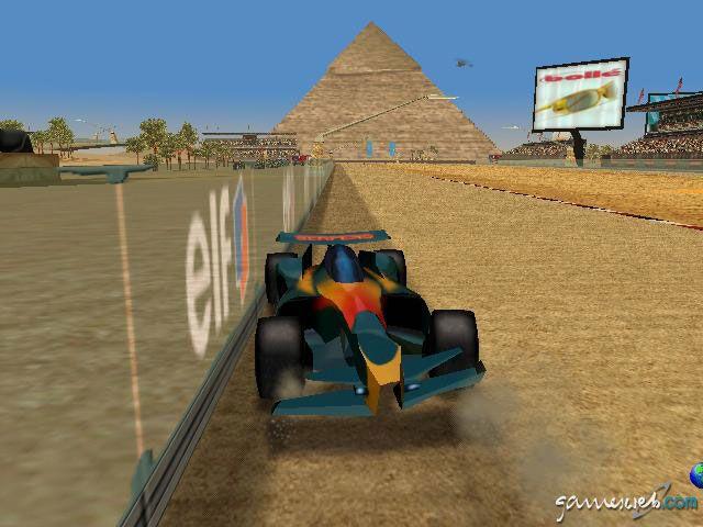 Speed Challenge: Jacques Villeneuve's Racing Vision - Screenshots - Bild 13