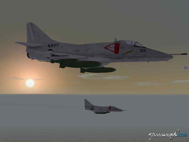 Strike Fighters: Project 1  Archiv - Screenshots - Bild 4