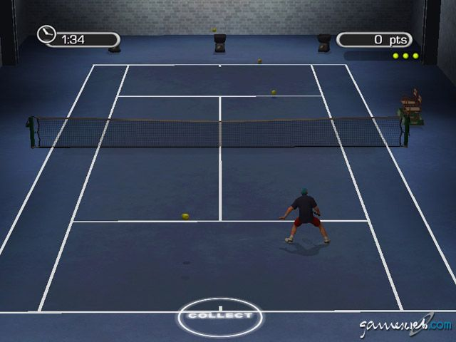 Fila World Tour Tennis  Archiv - Screenshots - Bild 43