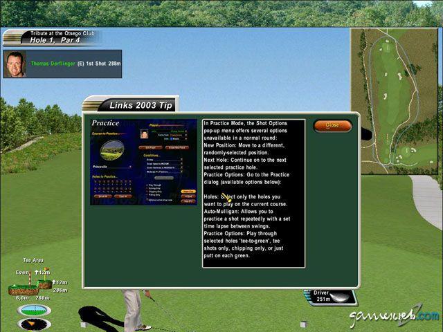 Links 2003 - Screenshots - Bild 12