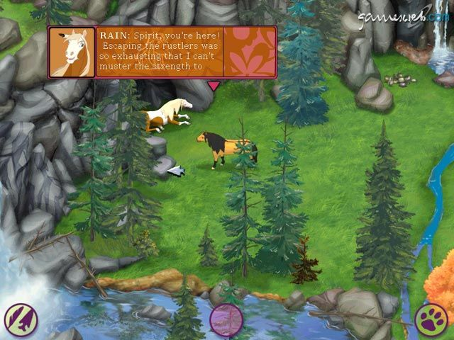 Spirit: Stallion of the Cimarron  Archiv - Screenshots - Bild 5