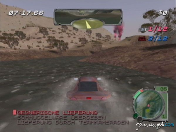 Smuggler's Run: Warzones - Screenshots - Bild 8