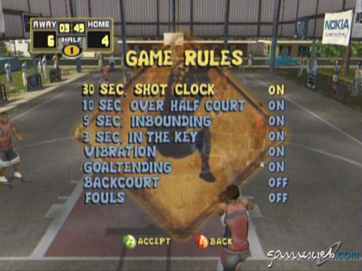 Street Hoops - Screenshots - Bild 14