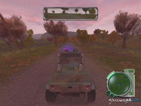 Smuggler's Run: Warzones - Screenshots - Bild 13