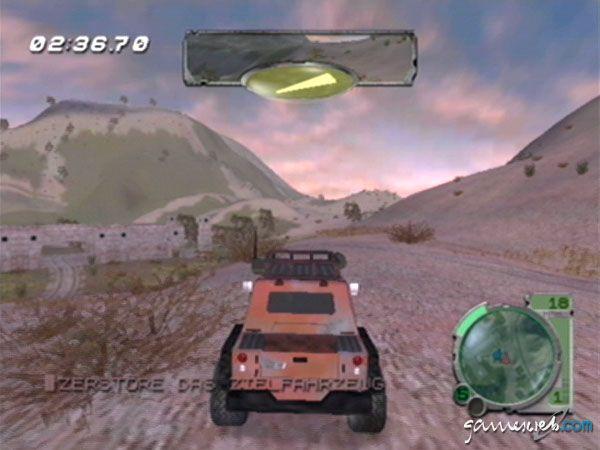 Smuggler's Run: Warzones - Screenshots - Bild 3