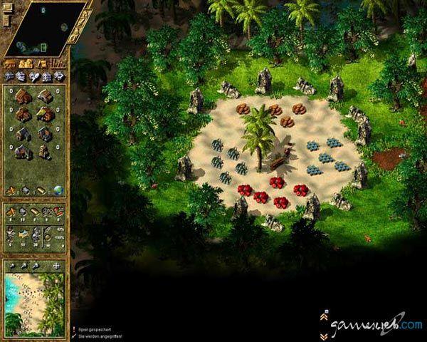 Die Siedler IV - Screenshots - Bild 19