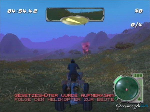 Smuggler's Run: Warzones - Screenshots - Bild 4