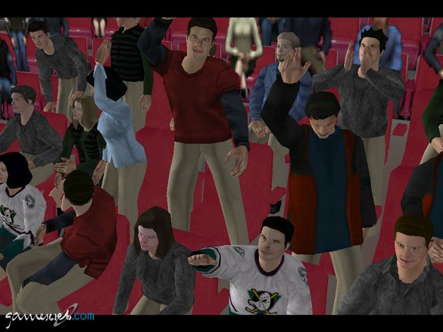 NHL 2003 - Screenshots - Bild 20