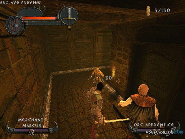 Enclave - Screenshots - Bild 5