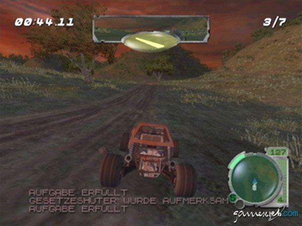 Smuggler's Run: Warzones - Screenshots - Bild 17