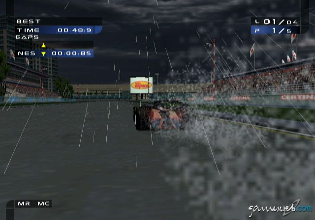Speed Challenge: Jacques Villeneuve's Racing Vision  Archiv - Screenshots - Bild 59