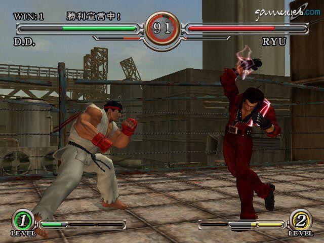 Capcom Fighting All Stars  Archiv - Screenshots - Bild 5