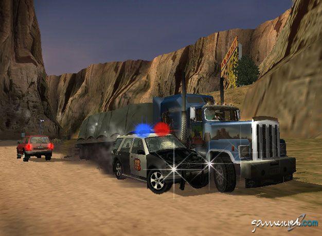Big Mutha Truckers  Archiv - Screenshots - Bild 7